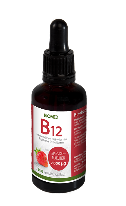 Biomed B-12 tipat